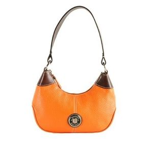 🆕Dooney&Bourke all weather Leather small hobo bag